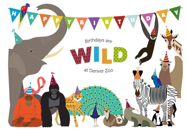 Party Animal Png Denver Birthday Ideas With 600 X 450 9 0