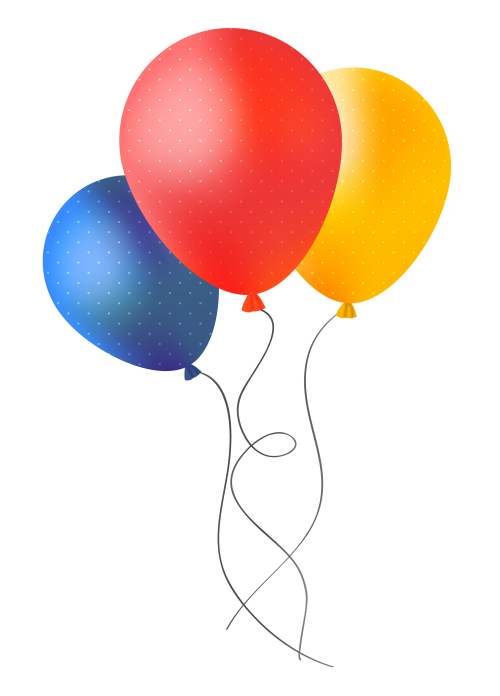 Party balloon png. Balloons image pngpix