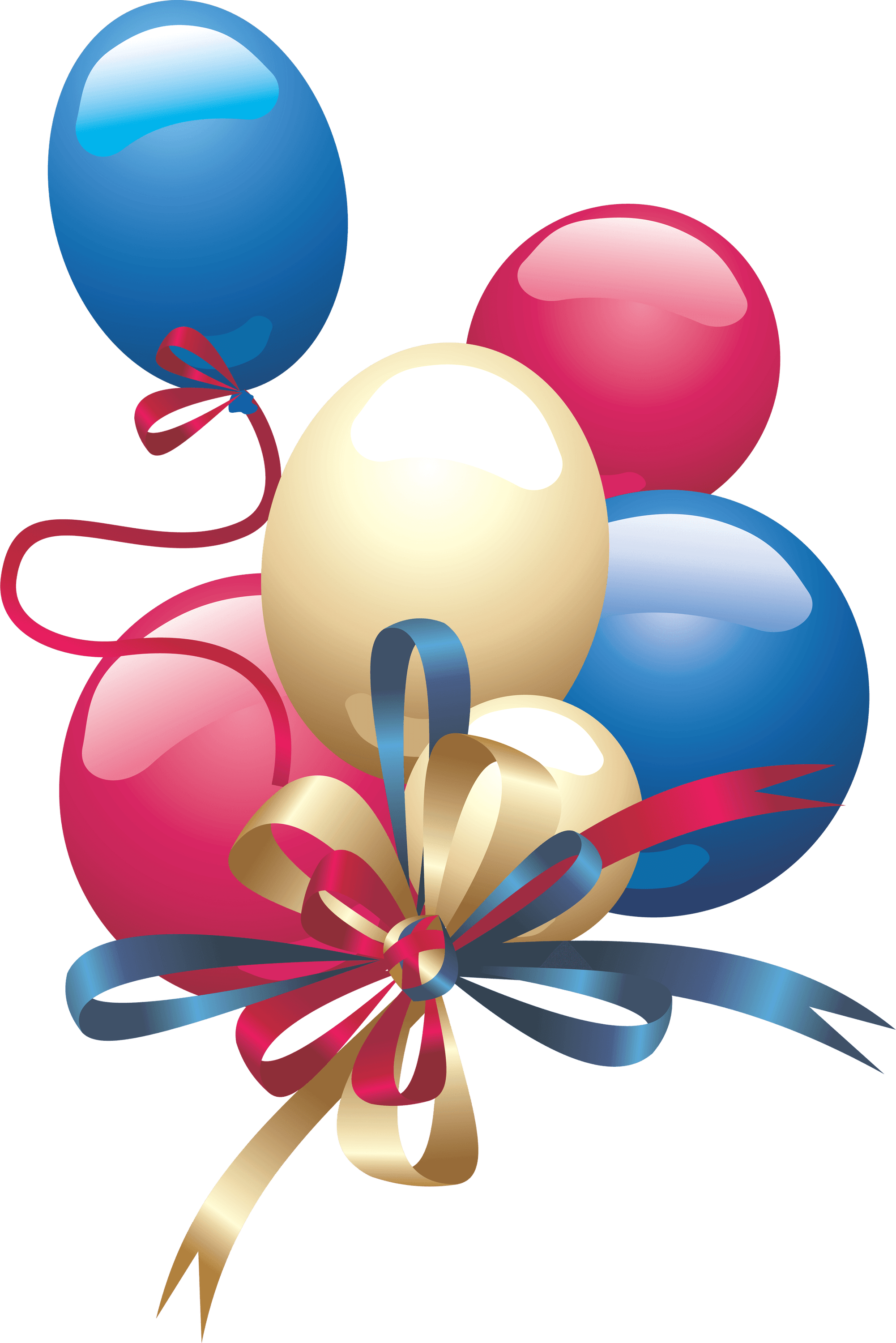 Party ballon png. Balloon transparent stickpng objects