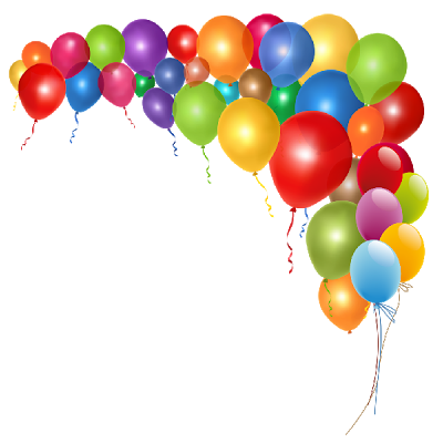 Party balloon png. Images redding funny clown