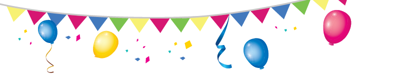 Party banner png. Memphis jewish community center
