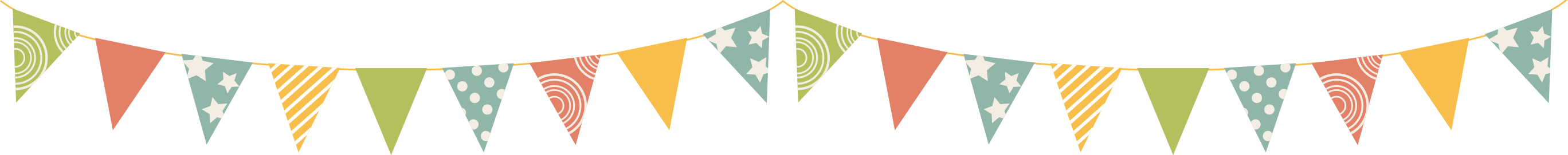 Party bunting png. Birthday parties kent county