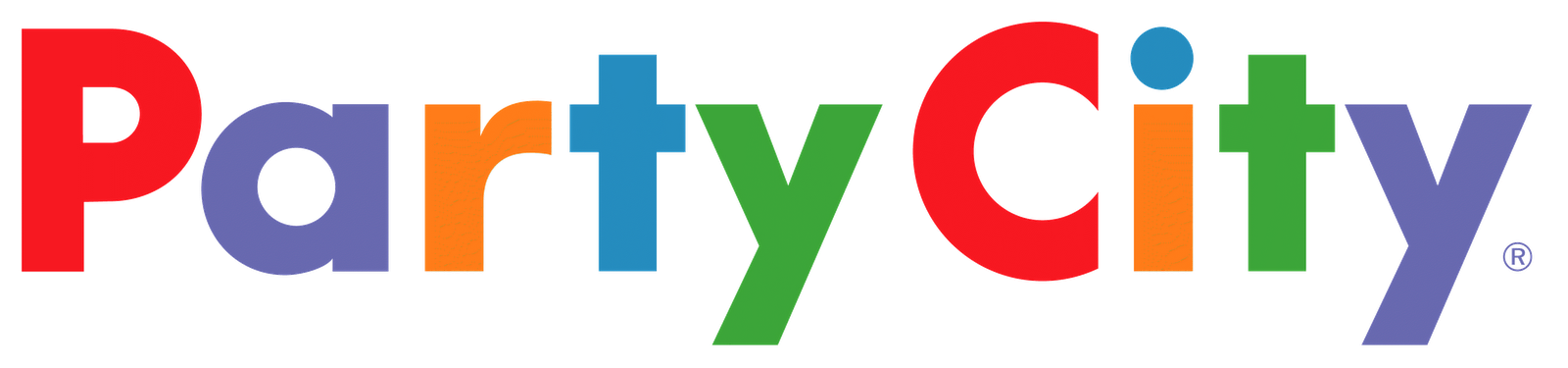 Party city logo png