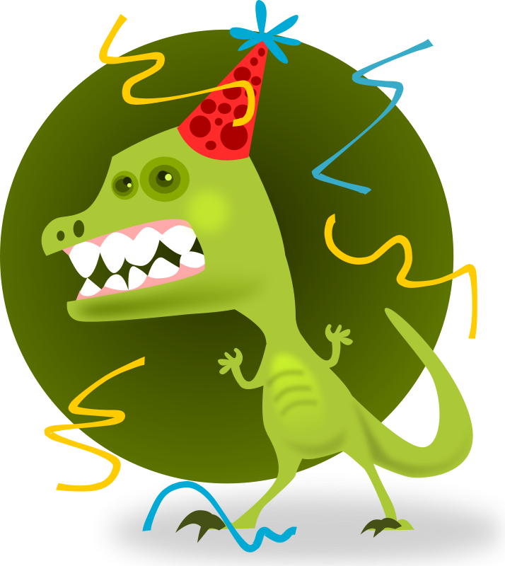 Party clipart. Free graphics of parties