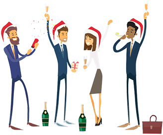 party clipart company party
