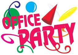 Party clipart company party. Office ask yourself these
