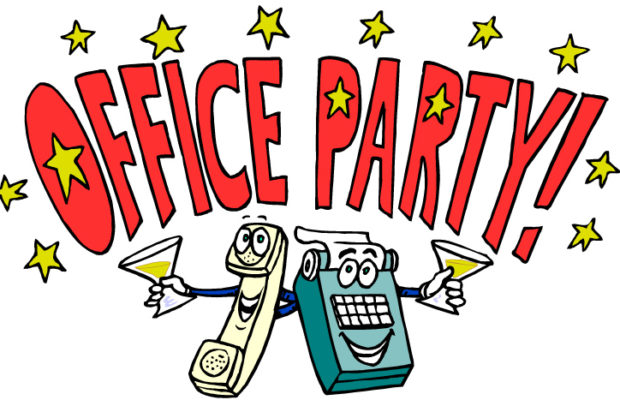Party clipart office party. Parties wsva news talk