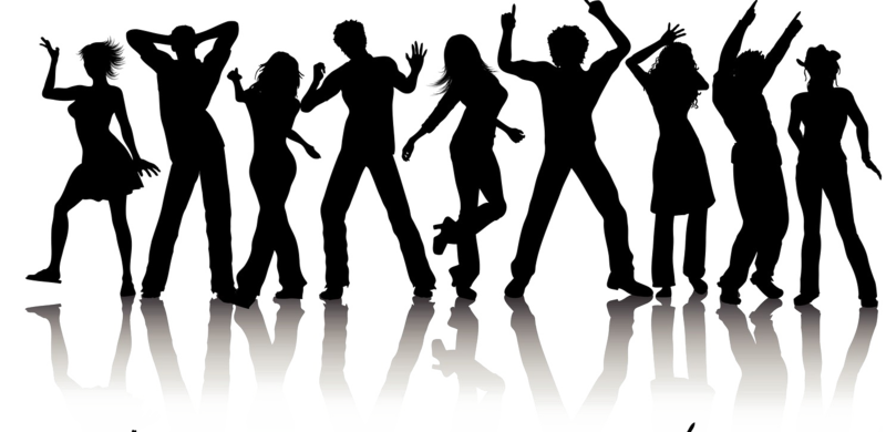 Party crowd png. Download free dance transparent