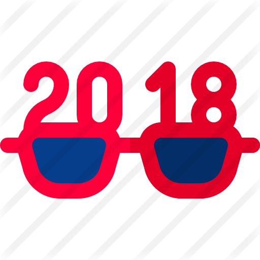 Party glasses png. New year free birthday