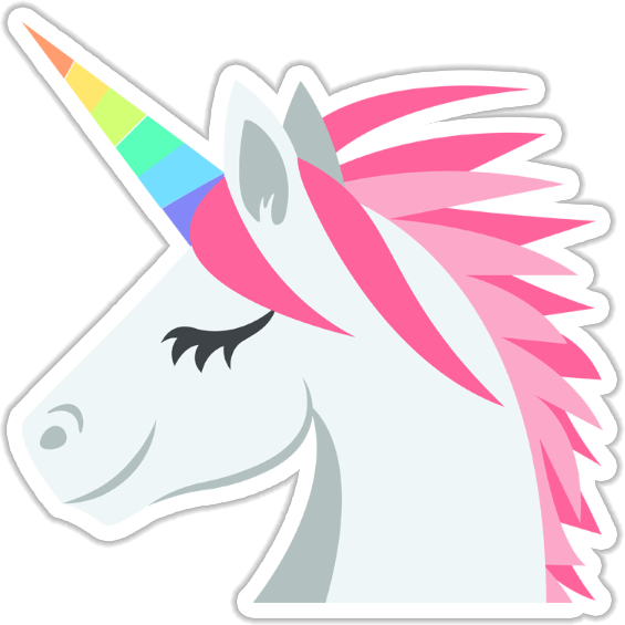Letter u with unicorn horn png. Image result for face