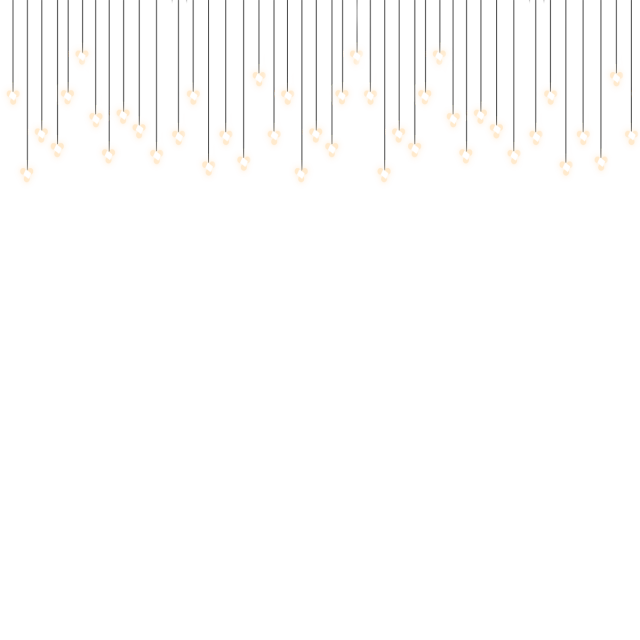 Party light png. Decor lights and vector