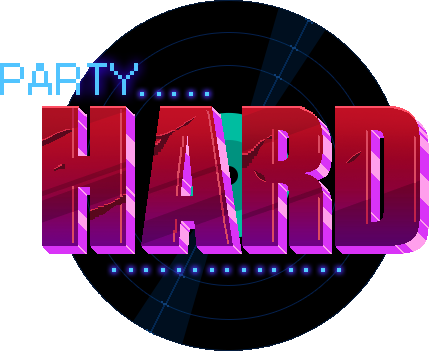 party hard png