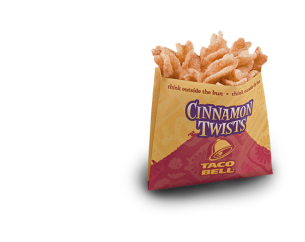 Party pack taco bell png. Image cinnamon twists snack