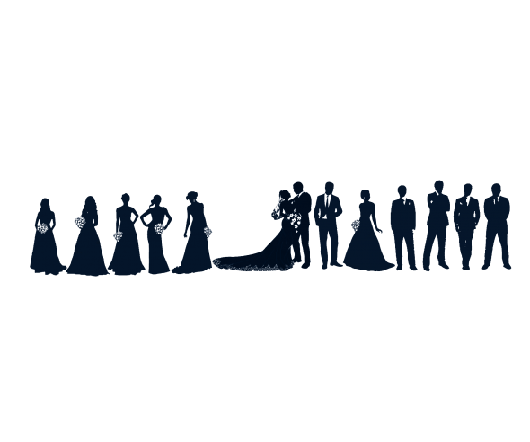 Party silhouette png. People at getdrawings com