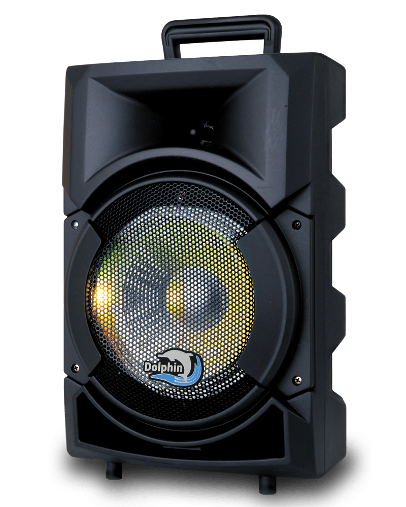 Party speakers png. Dolphin audio pioneers of