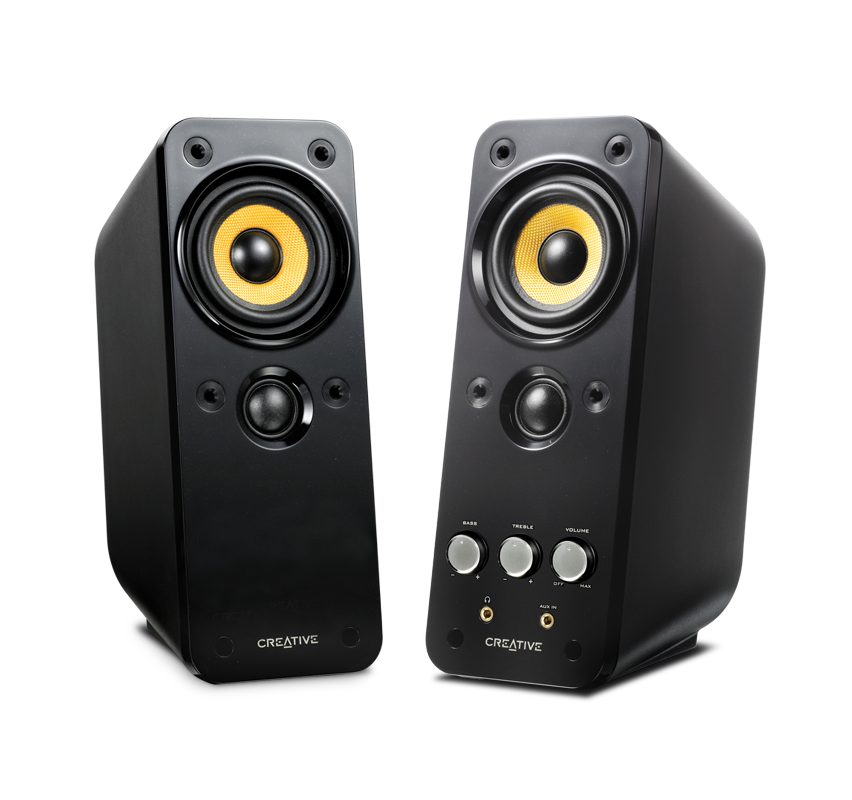 Party speakers png. Gigaworks t series ii