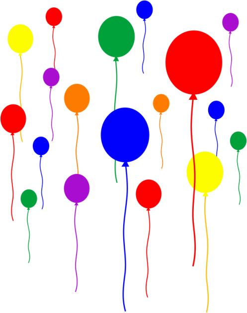 Party supplies png. Balloons office center nw