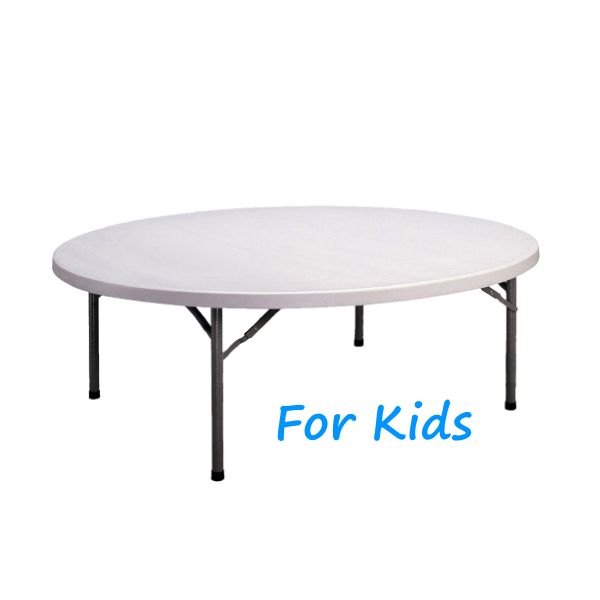Party table png. Round children s