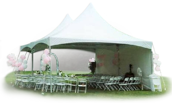 Tent transparent wedding