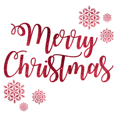 Party word png. Clipart images christmas
