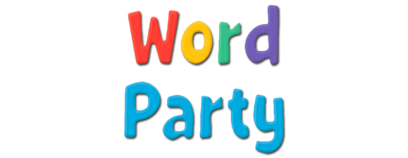Party word png. Tv fanart image
