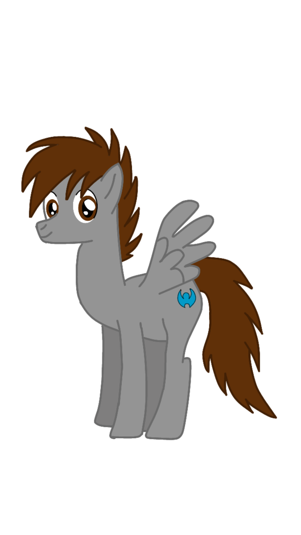 Pascal drawing. A new pony is
