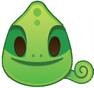 Pascal drawing amazing. As an emoji by
