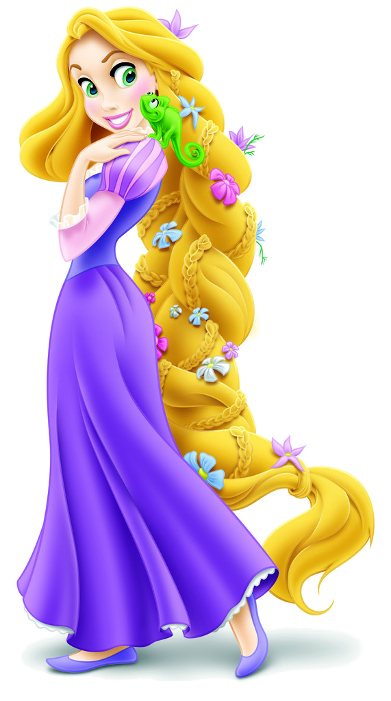 Pascal drawing character disney. Rapunzel and the chameleon