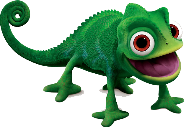 Pascal drawing clip art. Chameleon svg library