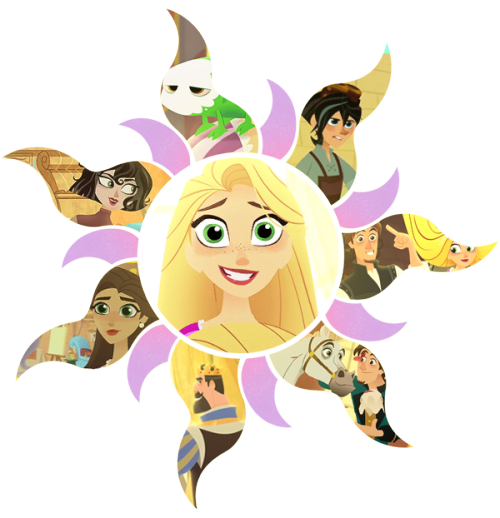 Pascal Drawing Rapunzel Transparent Png Clipart Free Download Ya