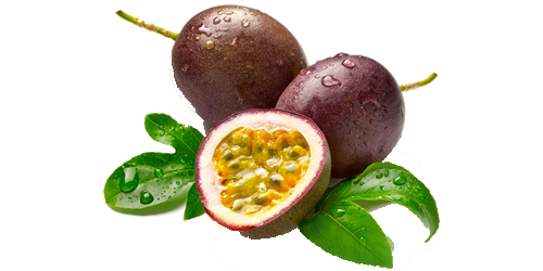 Passion fruit png. Canned by viet cuisine