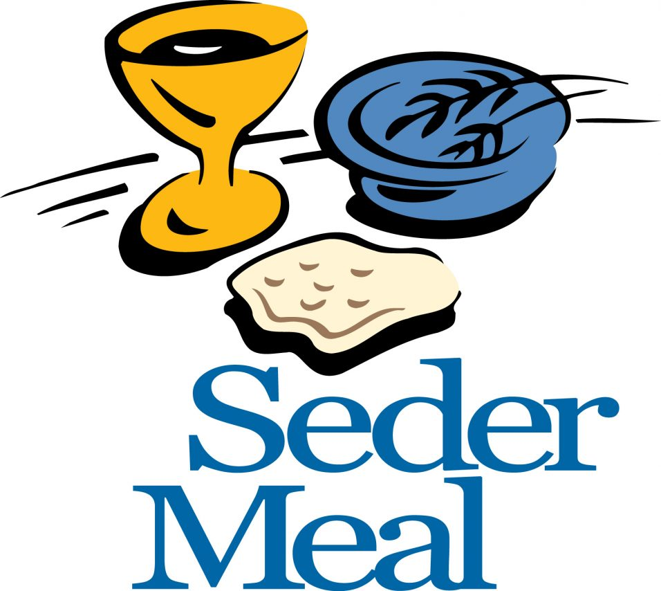 Passover clipart community meal. Golden hearts plan seder