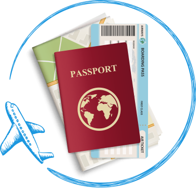 Passport clipart boarding pass. Services glensidepld apply for