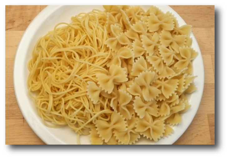 Pasta transparent cooked. How to cook pdf