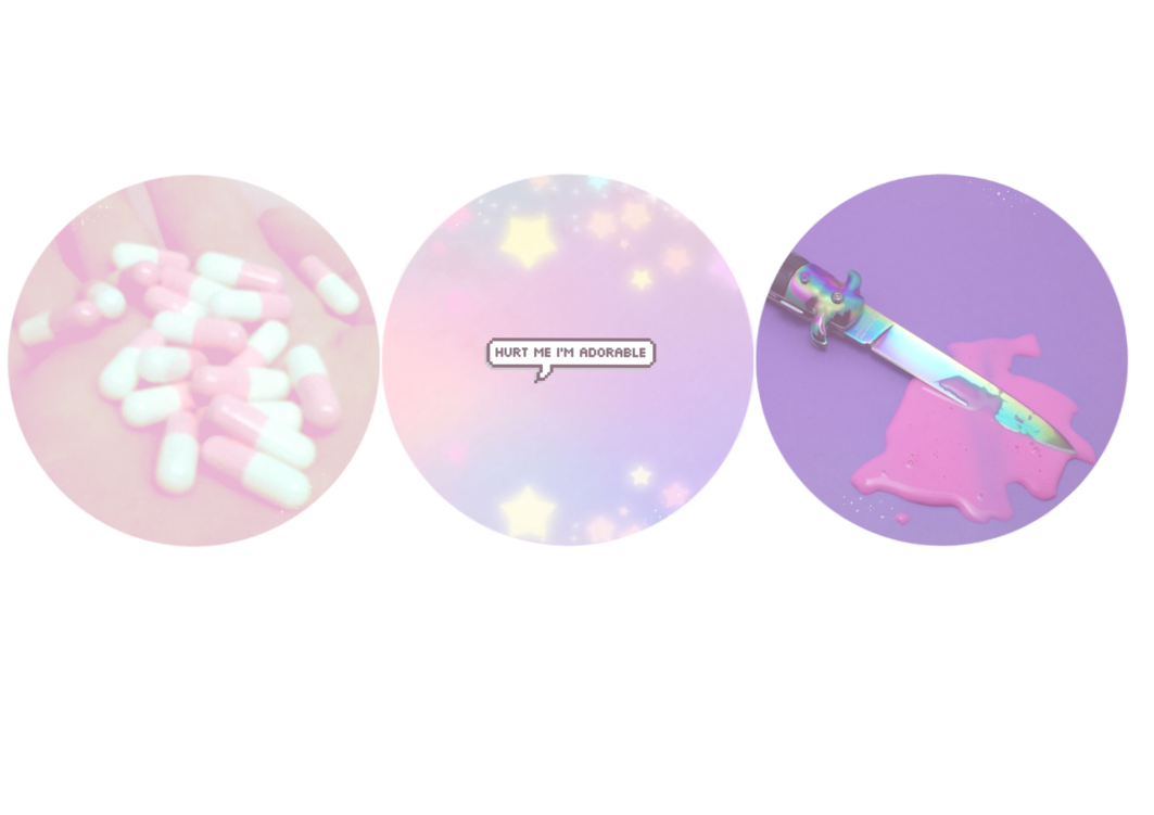 Pastel aesthetic png. Decoration f u by