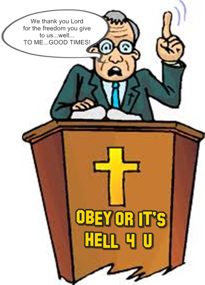 Pastor clipart aggressive person. The woody woods leaving