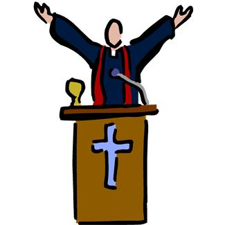 Pastor clipart aggressive person. Yes you do no