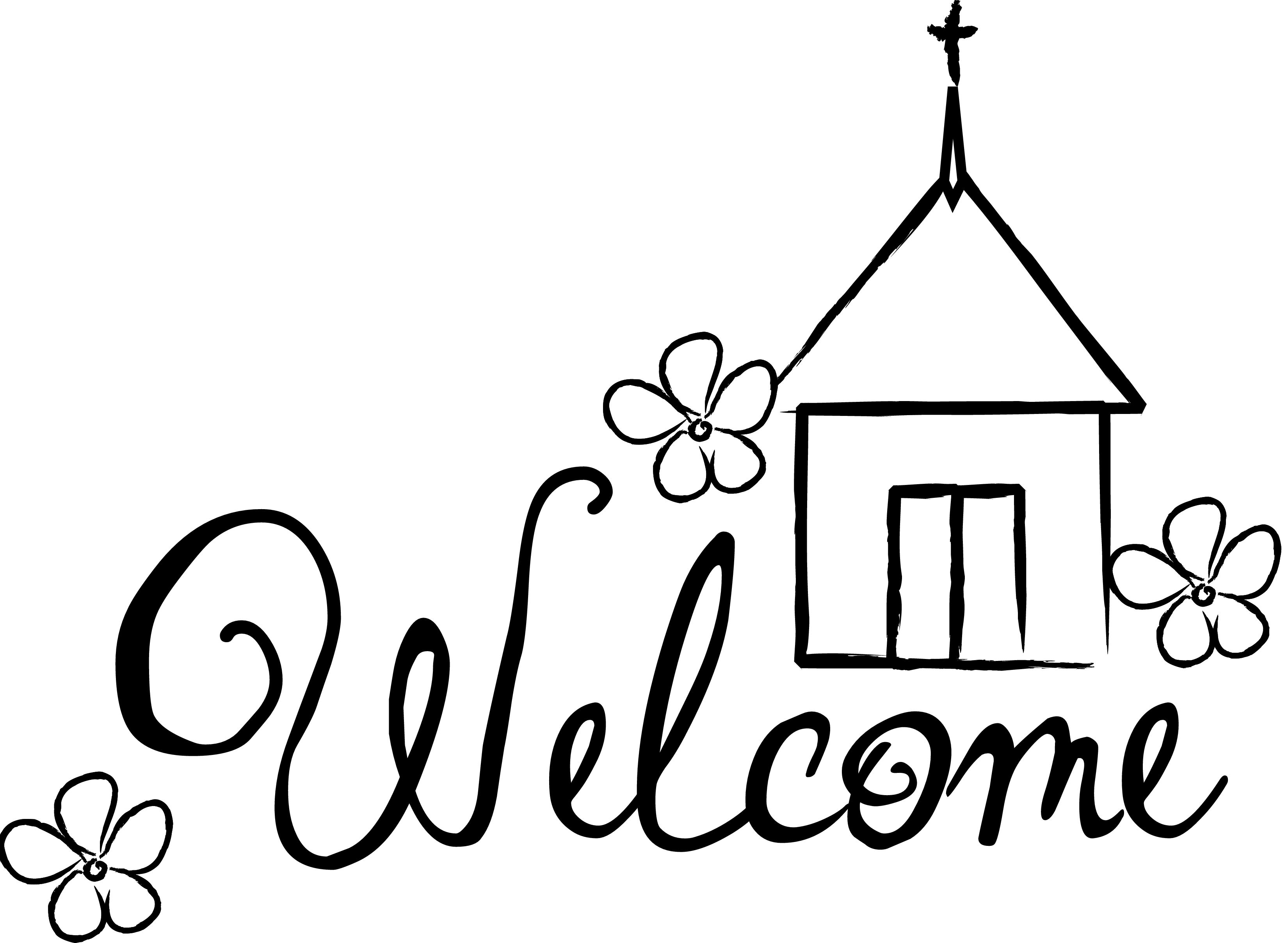 Pastor clipart church minister. Ways to welcome