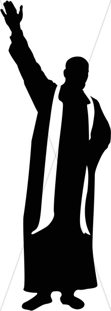 Pastor clipart church minister. Clergy image graphic sharefaith