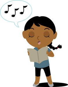 sing clipart
