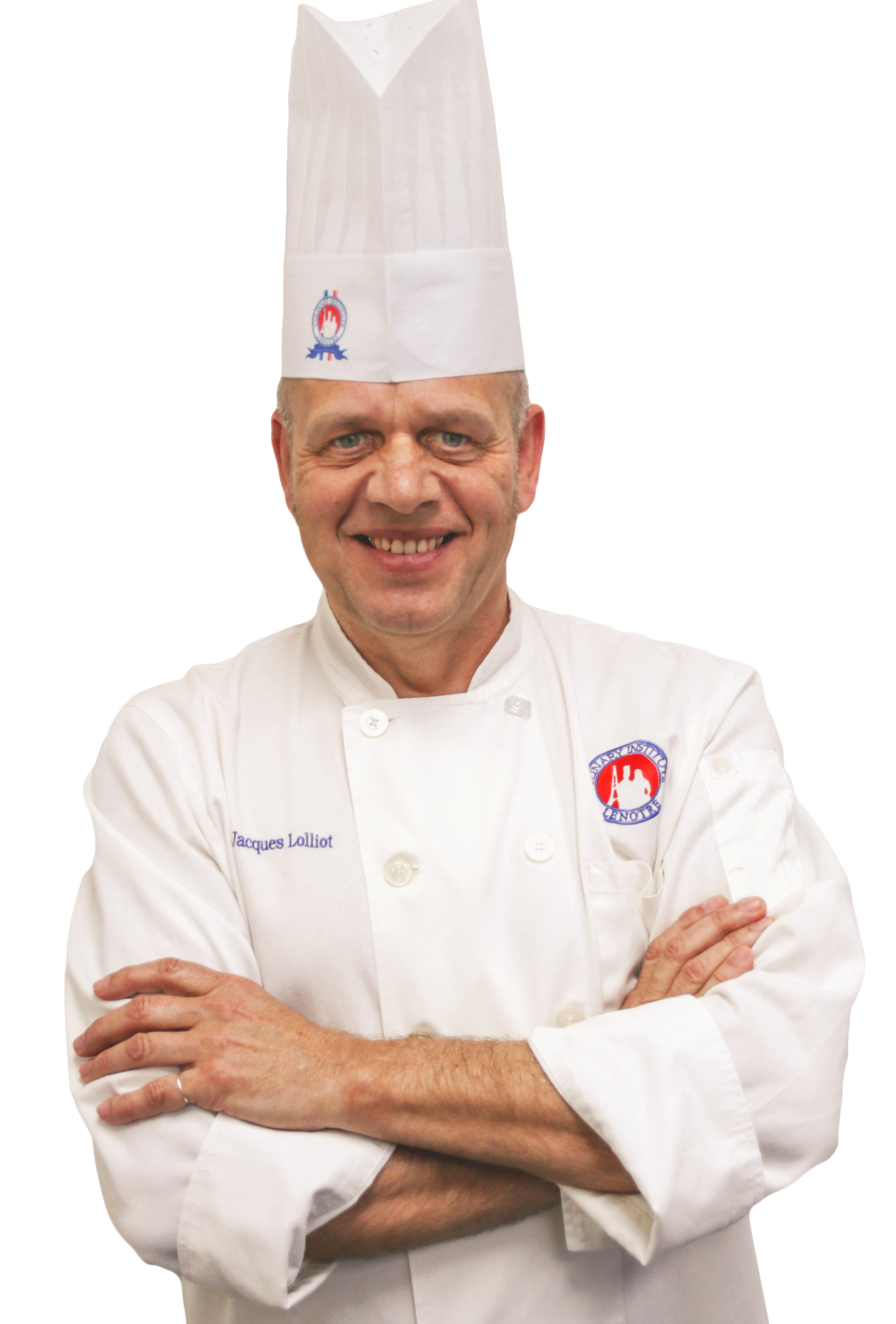 Baker drawing executive chef. Meet our team culinary