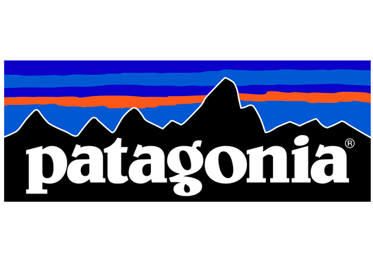 Patagonia logo png. Rainforest alliance certified product