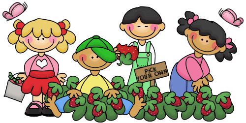 Strawberry clipart strawberry blueberry. The well landrum sc