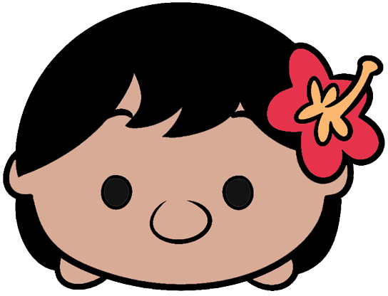 Disney tsum tsum png. Cuties black and white