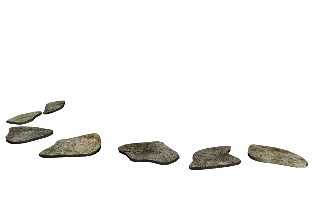stone pathway png
