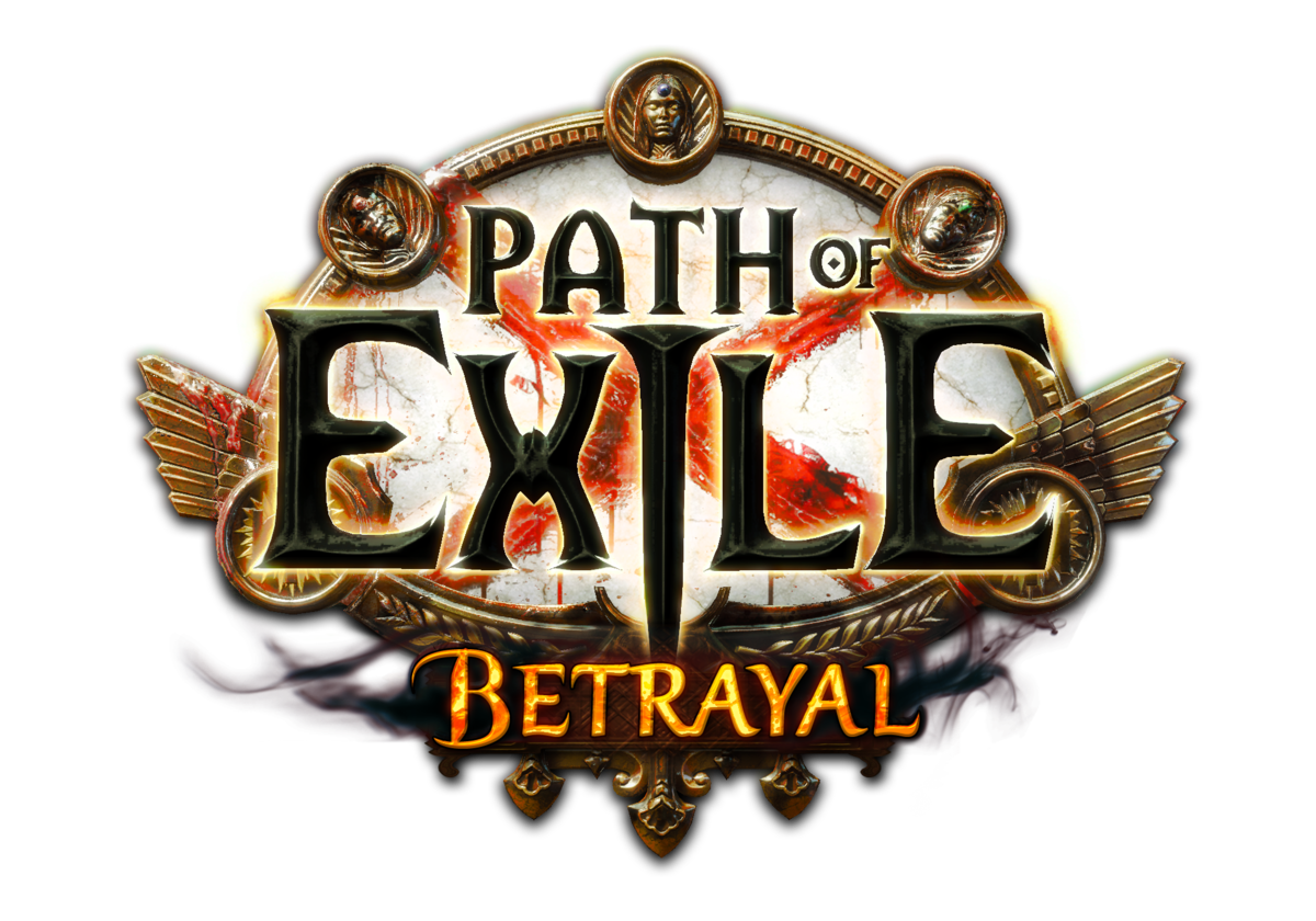 Path of exile logo png. Betrayal official wiki