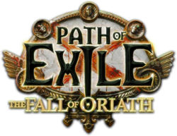Path of exile logo png. The fall oriath official