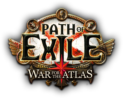 Path of exile logo png. Image war for the