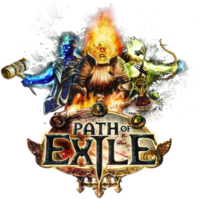 Path of exile logo png. Forum art and audio