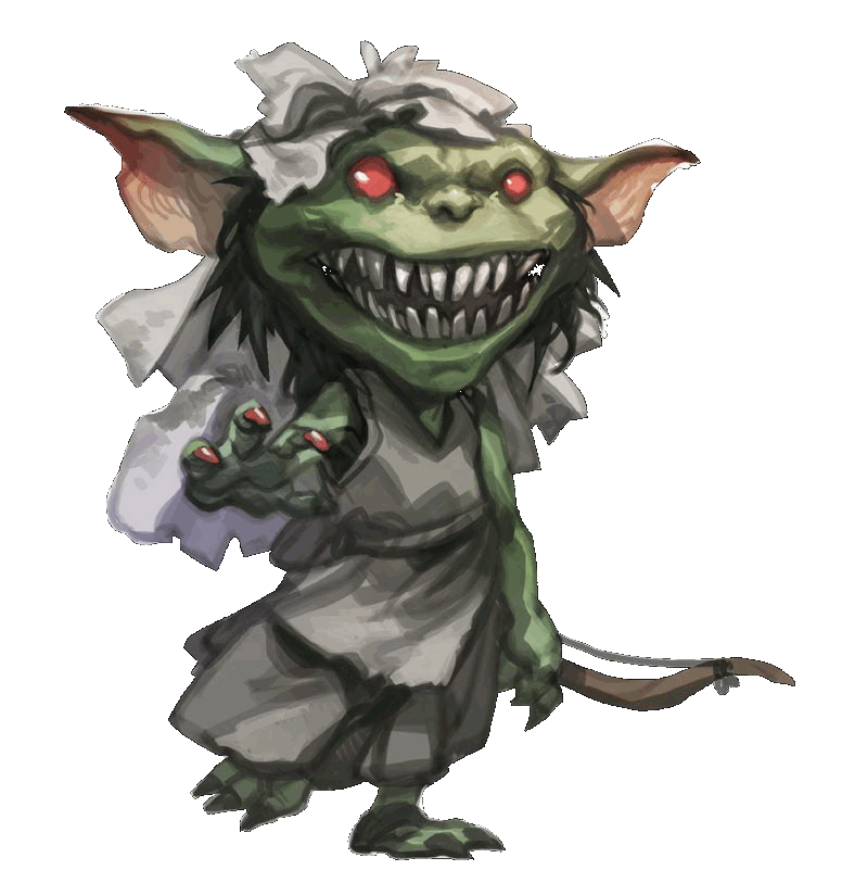 Pathfinder goblin png. Tg traditional games thread